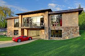 Home Garage Design Modern Home Design Seen From A Fancy Car Addicted Who Has A 16 Car