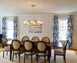 Blue Dining Room Blue And White Dining Room Reveal U2014 Kate Smith Interiors