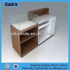 Retail Desk Retail Store Counter Table Cash Counter Table Shop Counter Table