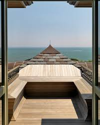 rooftop deck design deck beach with award winning architecture