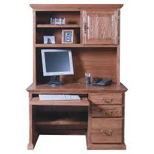 Double Pedestal Desk With Hutch by Envoy 58 In Double Pedestal Desk Hansen Cherry Hayneedle