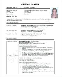 sample resume in word format download latest chartered accountant