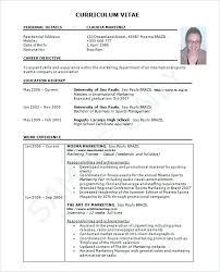 free exle resume sle resume in word format resume template free word