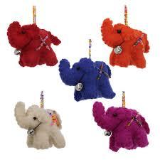 lucky elephant ornament global