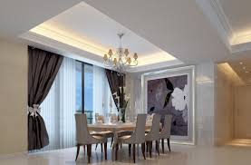 modern dining room curtains latest gallery photo modern dining