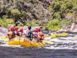 south fork american river rafting near sacramento ca