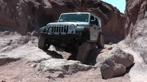 stock jeep suspension the reason why you disconnect your front sway bar youtube
