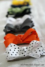 how to make baby hair bows only from scratch no slip baby girl hair bows