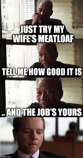 Good Try Meme - morgan freeman good luck meme imgflip