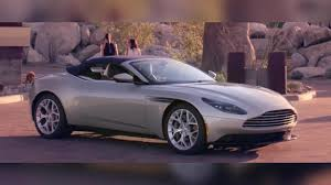 2018 aston martin db11 v aston martin db11 volante price specs and oictures revealed for