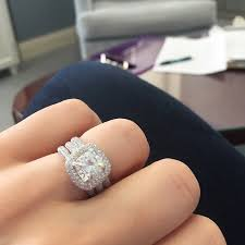wedding ring big big engagement ring inspiration popsugar