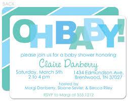baby shower invitation wording design baby boy shower invites