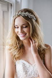 decorative headbands bridal wedding headbands david s bridal