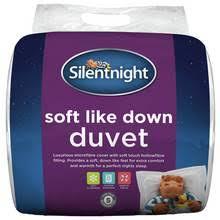 Down Double Duvet Double 13 5 Duvets Argos