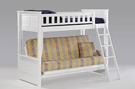 Bunk Beds Phoenix AZ Bunk Beds With Futons BuiltIn Wooden Bunk - Wood bunk bed with futon