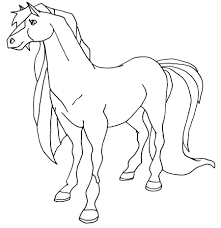 horseland coloring pages print coloring pages