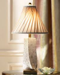 Lamp Collection  Floor  Crystal Table Lamps At Neiman Marcus - Table lamps design