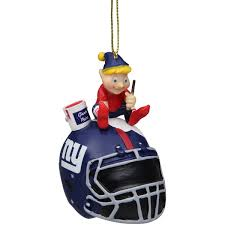 new york giants team painting ornament nflshop
