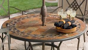 Patio Tablecloth Round Table Simple Round Patio Table Awesome Round Outdoor Table
