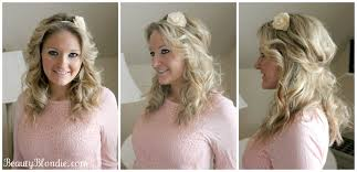 elastic hair band hairstyles style your hair using an elastic headband in under 2 minutes