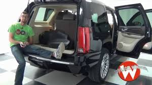 2011 cadillac escalade reviews 2011 cadillac escalade review walkaround used cars and