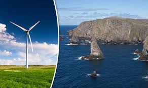 future is electric for tiny fair isle trying to attract new