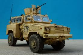 rg 31 mk3 u s army mine protected personnel carrier finescale