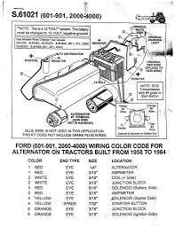 ford jubilee wiring diagram gooddy org