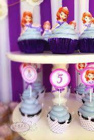 kara u0027s party ideas sofia the first 5th birthday party