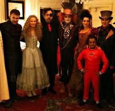 Barack Obama Halloween Costume Obamas U0027 Secret Alice Wonderland Themed Halloween Party
