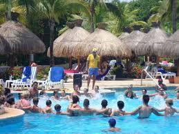 pool activities for adults picture of iberostar paraiso mar