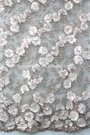 2016 3d lace for wedding dresses indian embroidered fabric tulle