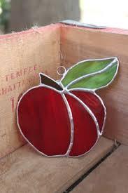 cherries stained glass suncatcher cherries rowan and sun