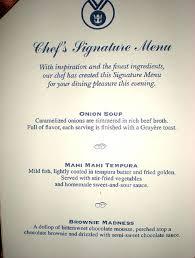 Freedom Of The Seas Main Dining Room Menu - navigatort of the seas menu