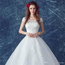 modern off shoulder wedding dresses comfortable organza floor
