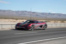 koenigsegg inside koenigsegg came to nevada to beat records and did u2014 the inside