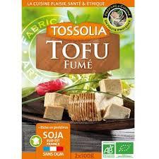 cuisiner tofu fumé tofu nature 200g bio tossolia achat vente tofu et tempeh vegan