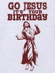 go jesus it s your birthday s grey sweater buy at