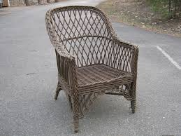 Cane Peacock Chair For Sale Furniture Awesome How To Tell The Age Of Wicker Furniture Used