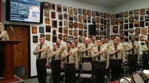 correctional officer training academy cota arizona department
