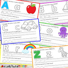 printable alphabet line letter writing practice free printables