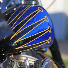 custom motorcycle paint repair color matching illinois