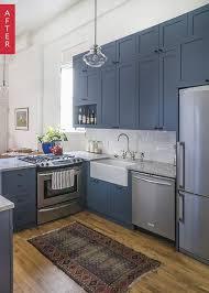 blue kitchen cabinets ideas blue kitchen cabinets