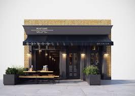 mustang restaurants mustang sally s bar restaurant york on behance