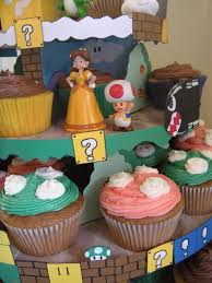 best super mario bros cup cakes ever wii love mario super