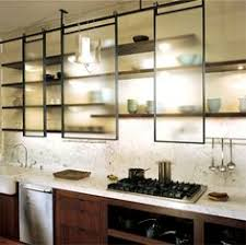 Sliding Kitchen Cabinet What A Great Concept For Kitchen Upper Cabinets The Sliding Glass