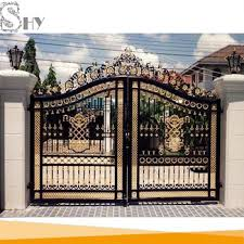 Indian House Wrought Iron Latest Main Gate Designs Buy Wrought