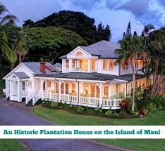 daydreaming a hawaiian sugar plantation house hooked on houses