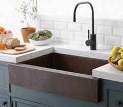 Kitchen Sinks For 30 Inch Base Cabinet by Apron Front Sinks Pros And Cons Bob Vila