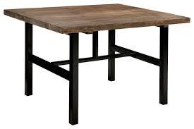 industrial kitchen table furniture pomona dining table industrial dining tables by